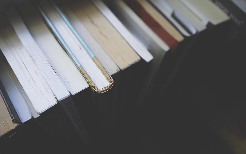 Unser Service: Wir schlagen Schulbücher ein